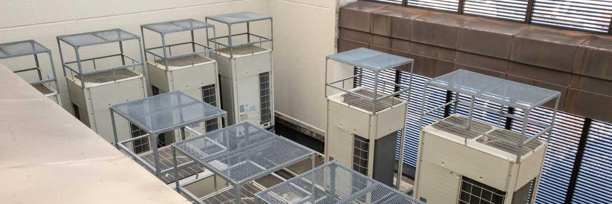 ビル・工場用施設のビル用マルチエアコン