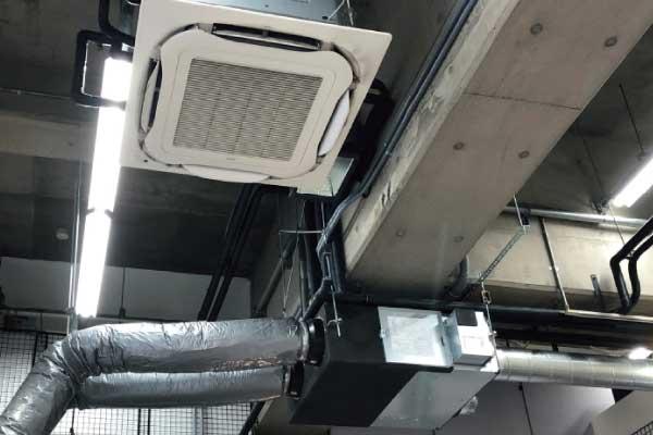 ビル・工場用施設の換気設備