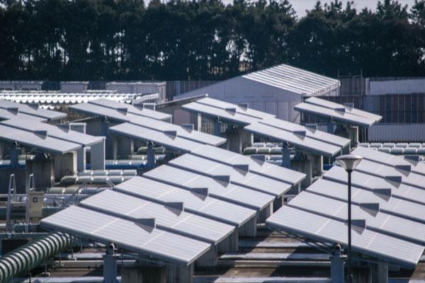 ビル・工場用施設の自家消費型太陽光発電