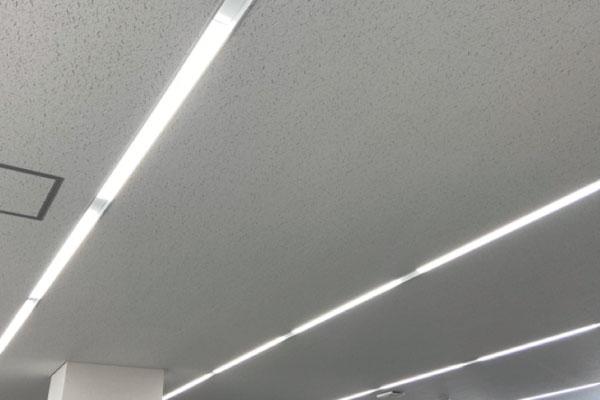 ビル・工場施設のLED照明