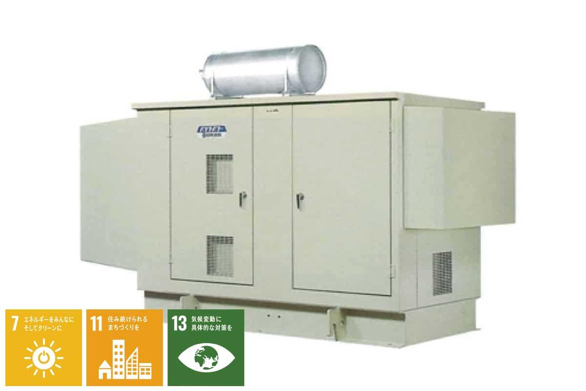 鹿児島の発電機