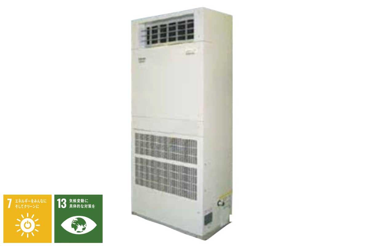 鹿児島の工場用エアコン