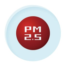PM2.5に強い!