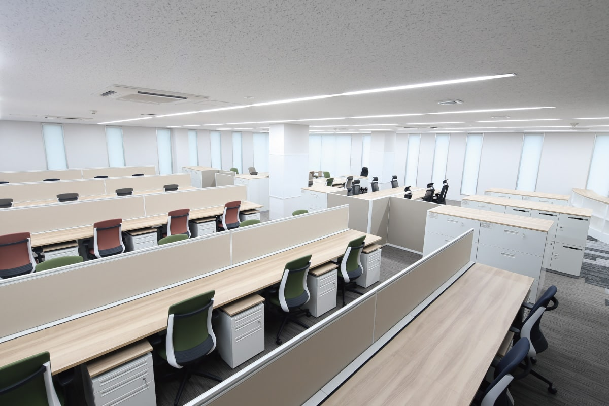 鹿児島の事務所・オフィス